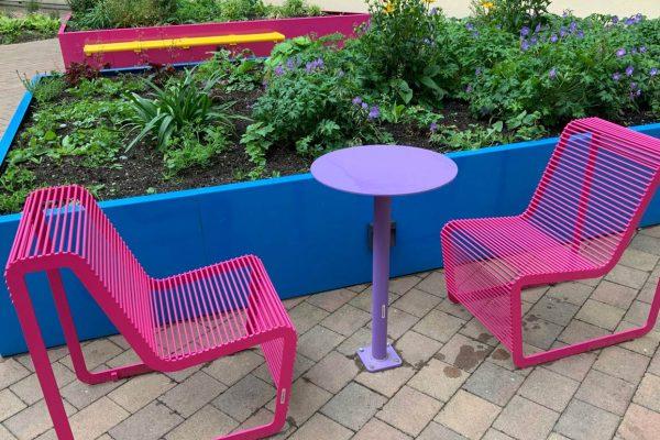 beautiful mental health garden ireland