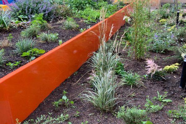garden design for mental health garden ireland