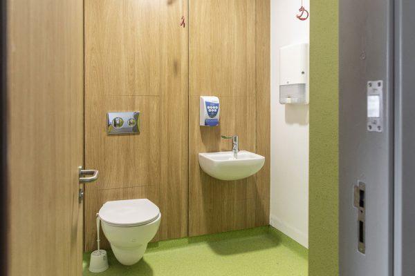 interior design for Comfort Care Suite Mater Hospital Dublin