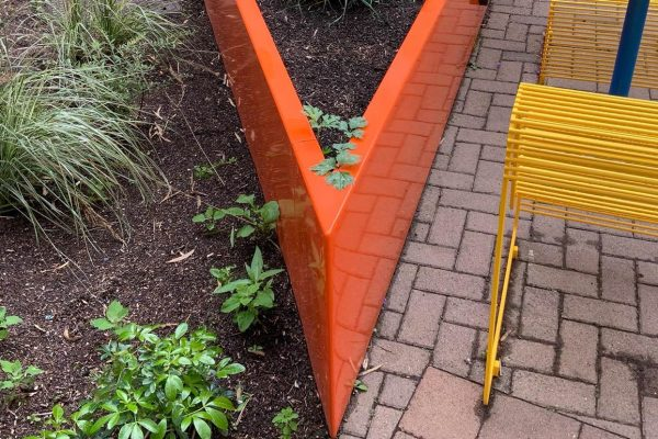 mental health sensory garden design ireland